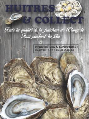 Bourriche de 24 huîtres N°2