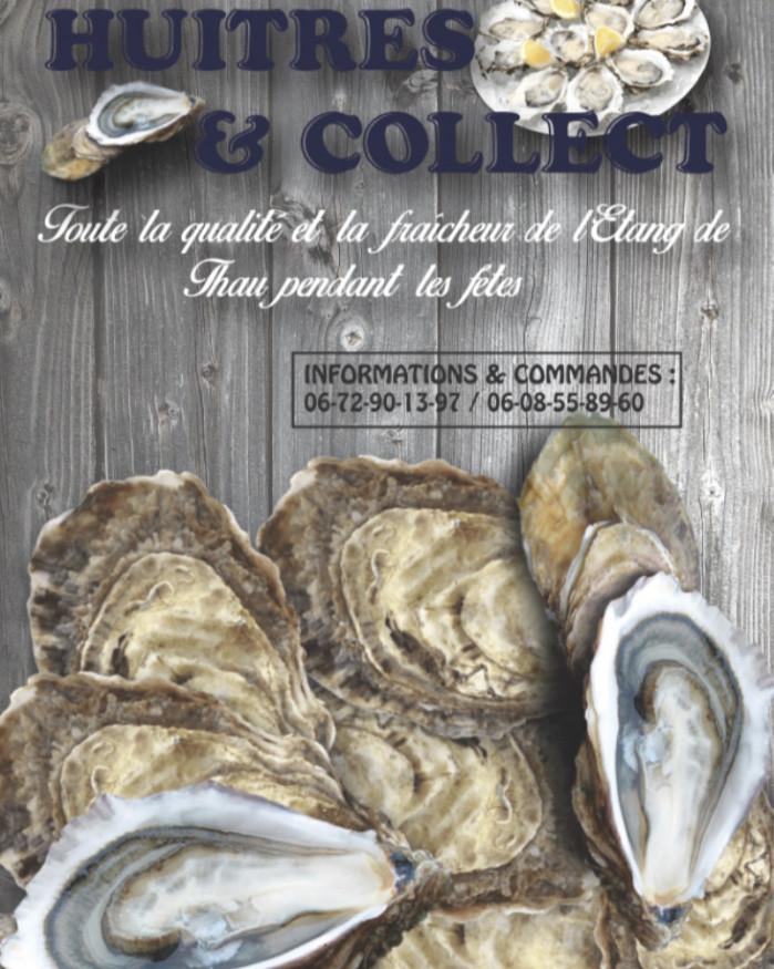 Bourriche de 24 huîtres N°3